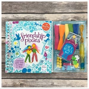 Other - Friendship Pixies Kit by Klutz
